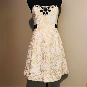 Lilly Pulitzer Christine strapless dress